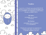 Invitacion Bautizo 154-14