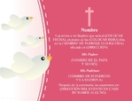 Invitacion Bautizo 154-25