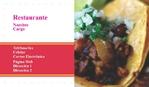 Comida Mexicana 151-898