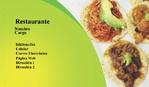 Comida Mexicana 151-910