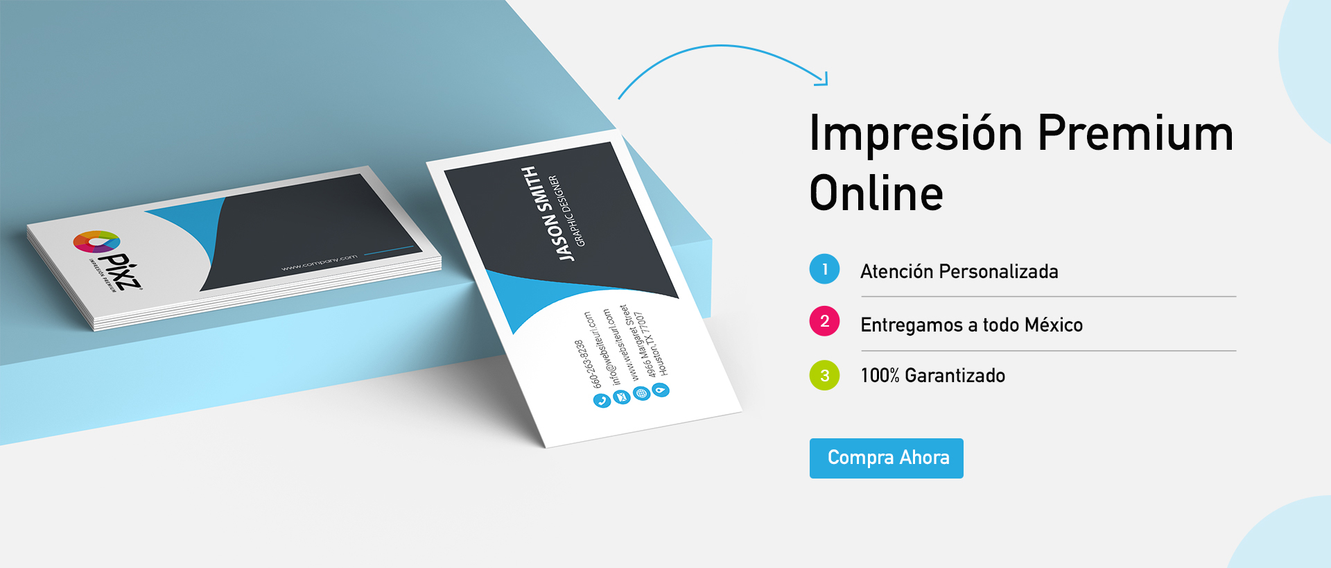 Impresion Premium Pixz